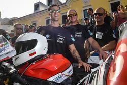 #56 GERT56 HMT, BMW: Petr Biciste, Pedro Vallcaneras, Didier Grams