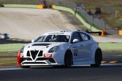 Andrea Mosca, Alfa Romeo Giulietta QV-TCT #603