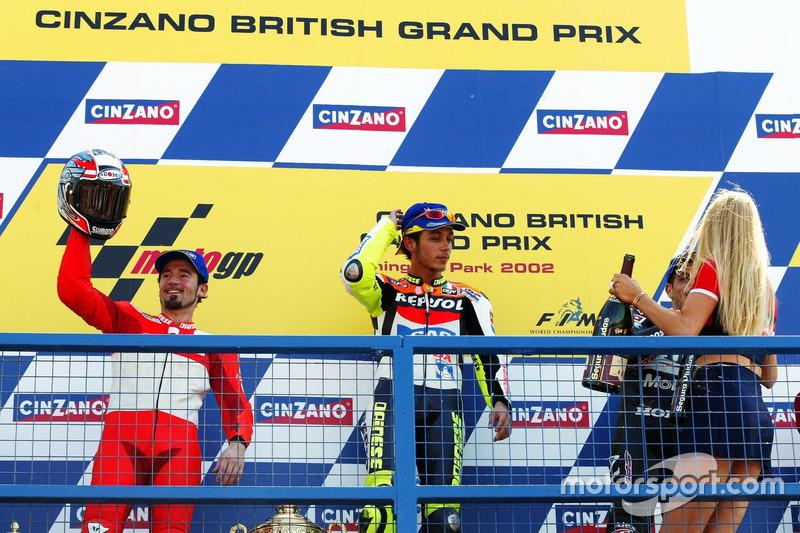 20. Gran Premio de Gran Bretaña 2002