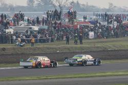 Martin Ponte, Nero53 Racing Dodge, Juan Jose Ebarlin, Donto Racing Torino