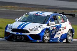 Kenneth Ma, Ford Focus TCR