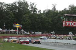 Partenza: Sam Hornish Jr., Richard Childress Racing Chevrolet al comando