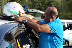 Sanjay Takale, Subaru Impreza WRX, Cusco Racing