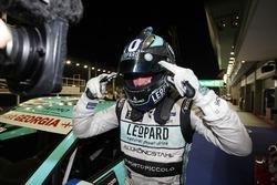 Ganador de la carrera Jean-Karl Vernay, Leopard Racing, Volkswagen Golf GTI TCR