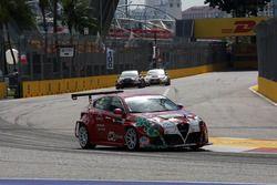Petr Fulín, Alfa Romeo Giulietta TCR, Mulsanne Racing