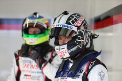 Kamui Kobayashi, #06 Toyota Gazoo Racing Toyota TS050 Hybrid