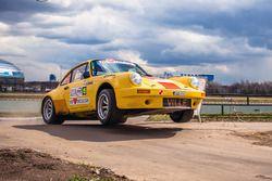 Вилле Сильвасти и Йонне Халттунен, Porsche 911 Carrera RC