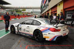 BMW M6 GT3 #15 Comandini-Cerqui, BMW Team Italia
