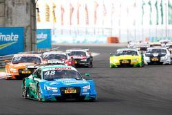 Arrancada, Edoardo Mortara Audi Sport Team Abt Sportsline, Audi RS 5 DTM líder
