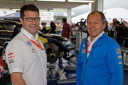 Francois-Xavier Demaison en Wilhelm Rampf, Volkswagen Motorsport