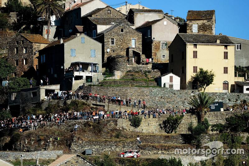 6. Kris Meeke, Paul Nagle, Citroën DS3 WRC, Citroën World Rally Team