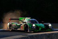 #2 Tequila Patrón ESM Ligier JS P2: Scott Sharp, Johannes van Overbeek, Luis Felipe Derani, in trouble