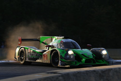 #2 Tequila Patrón ESM Ligier JS P2: Scott Sharp, Johannes van Overbeek, Luis Felipe Derani, in troub