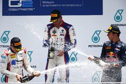 Raffaele Marciello, RUSSIAN TIME, Luca Ghiotto, Trident, Pierre Gasly, PREMA Racing
