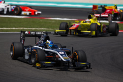 Raffaele Marciello, RUSSIAN TIME leads Mitch Evans, Pertamina Campos Racing