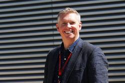 Patrick Allen, directeur général de Silverstone