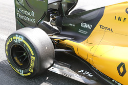 Renault Sport F1 Team RS16 rear detail