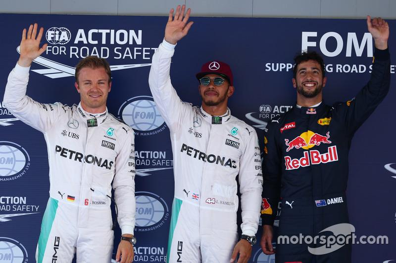 Por hoje é só, pessoal. Neste domingo, a partir das 9h (de Brasília), será dada a largada para as 66 voltas do GP da Espanha. Até lá!