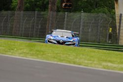 #8 V8 Racing Renault RS01: Meindert Van Buuren, Oliver Freymuth