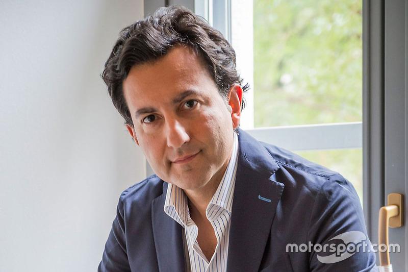 Rodi Basso, McLaren Motorsports Director