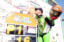 Supersport race winner Alastair Seeley