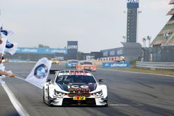 Second place for Tom Blomqvist, BMW Team RBM, BMW M4 DTM