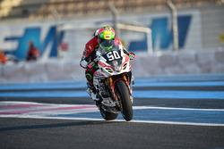 #50, Team April Moto Motors Events, Suzuki: Gregg Black, Gregory Fastre, Matthieu Lagrive