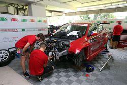 Ventiladores en Leopard Racing