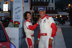 Luca Pedersoli e Anna Tomasi