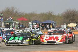Mauro Giallombardo, Alifraco Sport Ford, Mariano Werner, Werner Competicion Ford, Esteban Gini, Nero53 Racing Torino