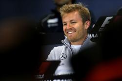 Conférence de presse : Nico Rosberg, Mercedes AMG F1 Team