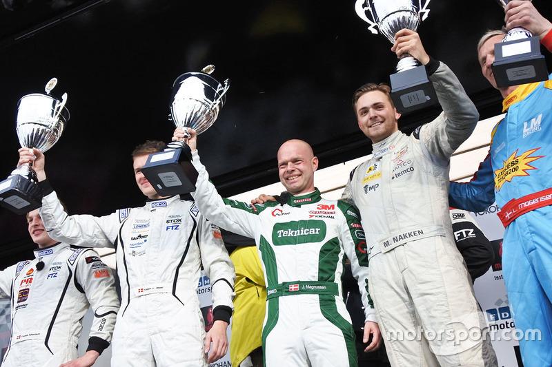 Ganador Jan Magnussen