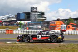 #84 HTP Motorsport, Mercedes AMG GT3: Maximilian Buhk, Domink Baumann