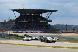 #28 Belgian Audi Club Team WRT, Audi R8 LMS Ultra: Will Stevens, René Rast