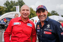 Stéphane Peterhansel, Peugeot Sport, Vladimir Chagin