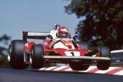 Niki Lauda, Ferrari