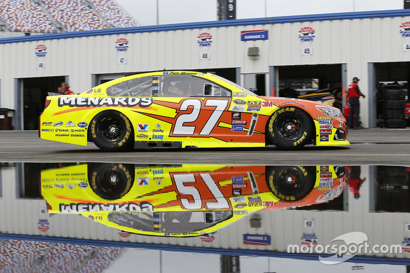 10. Paul Menard, Richard Childress Racing Chevrolet