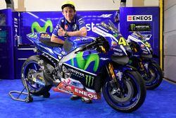 Valentino Rossi, Movistar Yamaha MotoGP, la livrea per il GP della Malesia