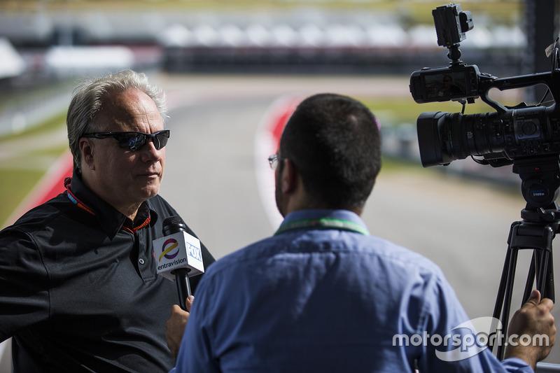 Gene Haas, Haas F1 Team owner