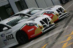 Le Alfa Romeo Giulietta QV-TCT di Andrea Bacci e Andrea Mosca