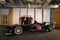 Stephane Sarrazin and Maro Engel, Venturi Formula E Team