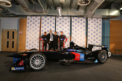 Stéphane Sarrazin en Maro Engel, Venturi Formula E Team