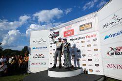 Winnaar GTD: #44 Magnus Racing Audi R8 LMS: John Potter, Andy Lally