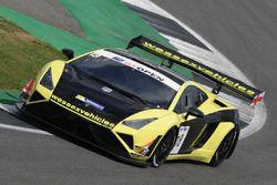 #18 Lamborghini Gallardo Rex GT3 Craig Dolby, Tomas Enge