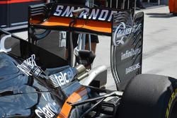 Sahara Force India F1 VJM09: Heckflügel