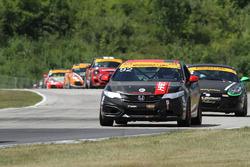 #92 HART Honda Civic Si: Cameron Lawrence, Steve Eich