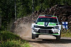 Pontus Tidemand, Jonas Andersson, Skoda Fabia R5