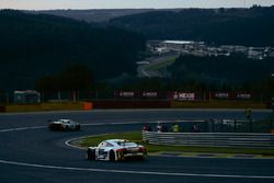 #26 Sainteloc Racing Audi R8 LMS: Gr?gory Guilvert, Mike Parisy, Christopher Haase