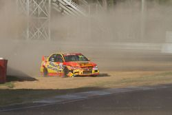 David Wall, John Bowe, Mitsubishi Lancer EVO IX RS