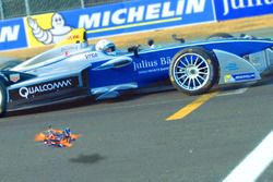 Scott Speed, Drone vs Formula E